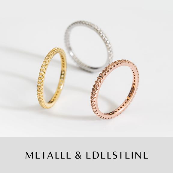 Metalle & Edelsteine
