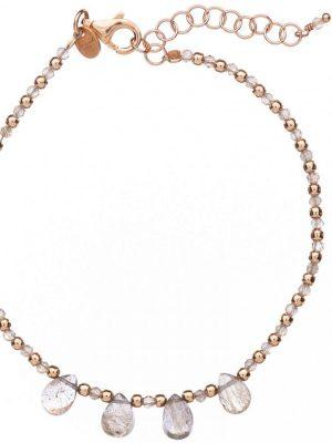 Alisia Armband - Virgo - AL1236-Rosato-Labradorite