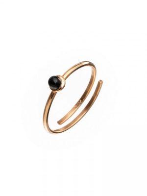 Alisia Ring - Elenoire - AL1115-Rosato-Agatanera