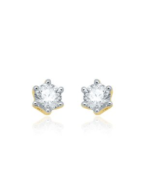Best of Diamonds Ohrstecker - UJE003.0.15GG