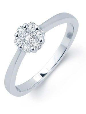 Best of Diamonds Ring - 52