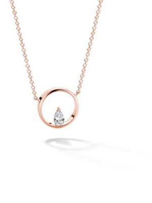 FJF JEWELLERY Halskette - Icon Pine - FJF0010007RWH