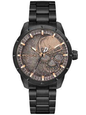Herren-Armbanduhr Neist Schwarz Police Anthrazit