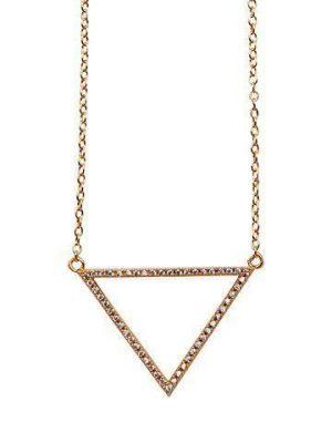 Nialaya Halskette - Triangle - WNECK_018