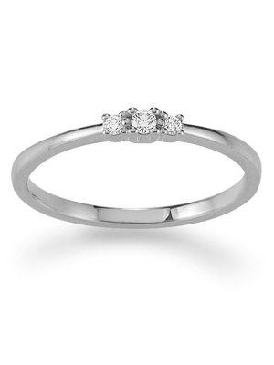 Palido Ring - Weißgold 585 - K10493