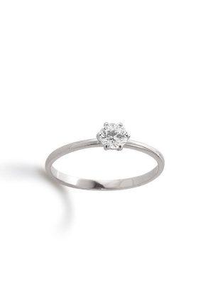 Palido Ring - Weißgold 585 - K11245