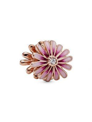 Pandora Charm - Pink Daisy Flower - 788775C01