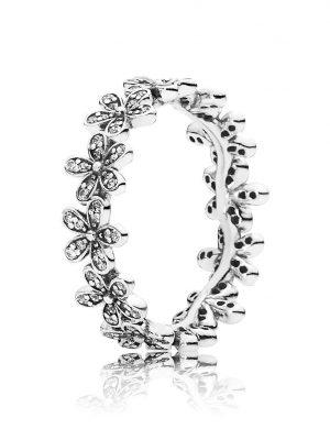 Pandora Ring - Sterlingsilber, Cubic Zirkonia - Ring - 190934CZ