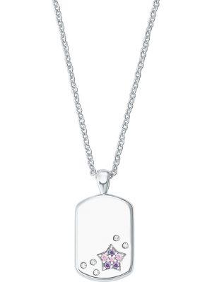 Prinzessin Lillifee Mädchen-Kinderkette 925er Silber Zirkonia