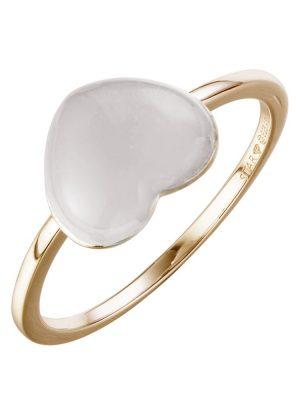 Stardiamant Ring - Gelbgold 585 - D6508G