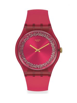 Swatch Damenuhr Ruby Rings SUOP111