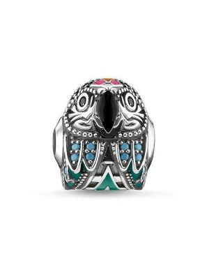 Thomas Sabo Beads - Glam and Soul - Papagei - K0288-340-7