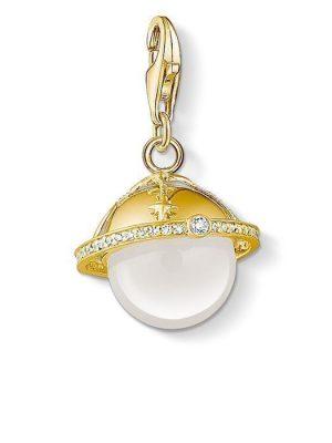 Thomas Sabo Charm - Charm Club - Goldener Planet - 1755-903-14