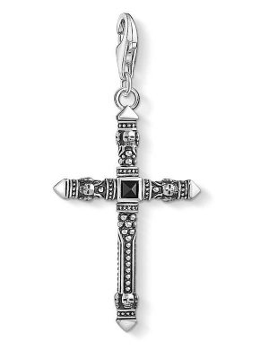 Thomas Sabo Charm - Kreuz Achat - 1556-507-11