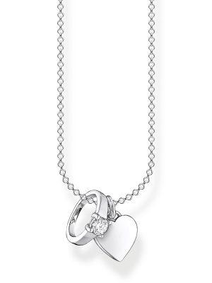 Thomas Sabo Halskette - Ring mit Herz - KE2064-051-14-L45V