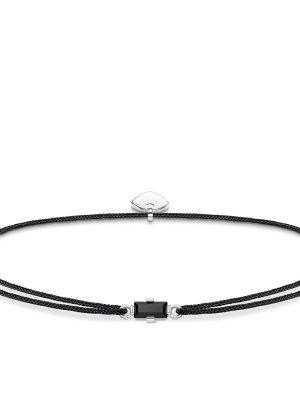 Thomas Sabo LS0105-401-11 Armband Little Secret Schwarzer Stein Silber
