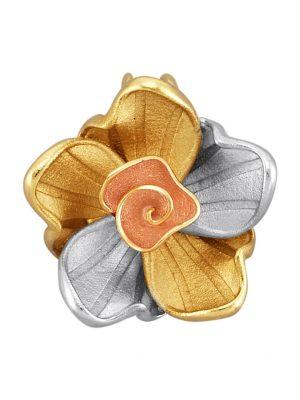 Büten-Anhänger Diemer Gold Multicolor