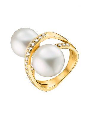 CHRIST Pearls Damenring 87306313