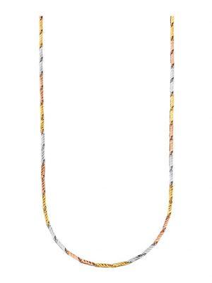 Halskette Diemer Gold Multicolor