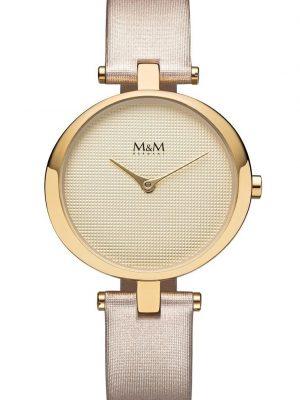 M&M Germany Uhren - Ring O - M11931-937