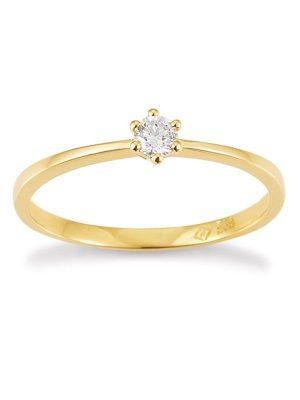 Palido Ring - Gelbgold 585 - K10490/G