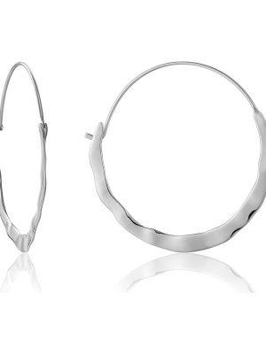 Ania Haie Damen-Creole Crush Hoop Earrings 925er Silber