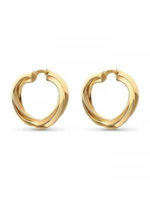 CHRIST Gold Damen-Creolen 585er Gelbgold CHRIST GOLD gold