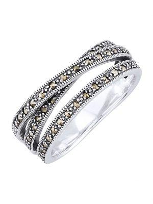 Damenring in Silber 925 Esse Silberfarben