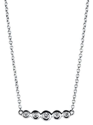 DiamondGroup Collier - Collier - Brillant Weißgold 585 - 4A403W4-1