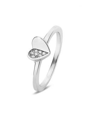JETTE Silver Damenring Candy 88134508