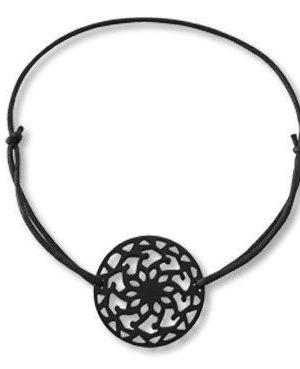 Keeeart Armband - Schwarz - BEN060