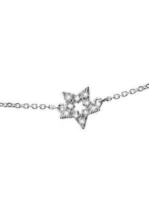 Momentoss Armband - Weissgold Stern - 21300010