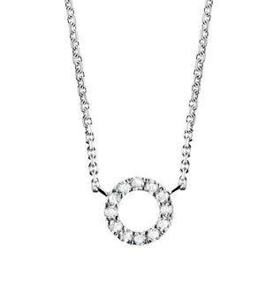 Momentoss Halskette - Weißgold - 21000020
