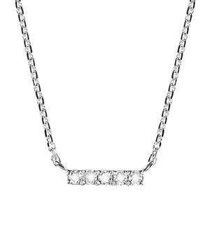 Momentoss Halskette - Weißgold - 21000085