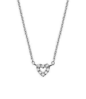 Momentoss Halskette - Weißgold - 21300002