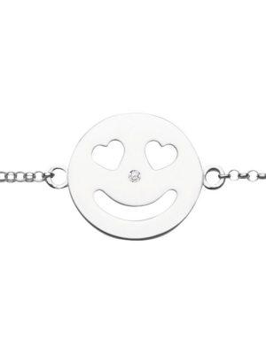 Nana Kay Armband - Itzy Silver - NK033