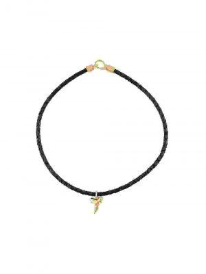 Nialaya Halskette - Choker mit Haifischzahnanhänger - WNECK_035