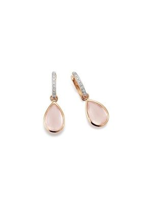 Palido Ohrringe - Diamant Rosègold 750 - S5151R