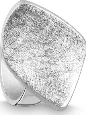 Quinn Damen-Damenring 925er Silber