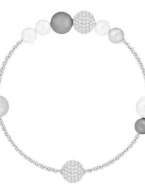 Swarovski Armband - Remix Mixed White Crystal Pearl - 5365739