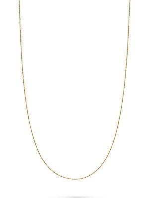 Valeria Unisex-Kette 375er Gelbgold