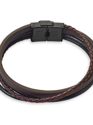 XENOX Armband - LEATHER & MORE - X4537