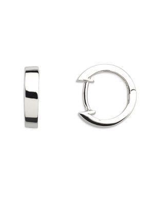 Xenox XS8541 Ohrringe Creolen Modern Classic Silber Ø 12 mm