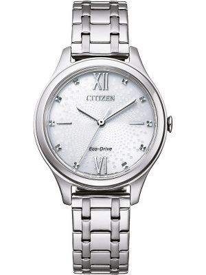 Citizen Damen-Uhren Analog Eco-drive