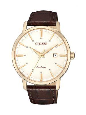 Citizen Herrenuhr Leather BM7463-12A