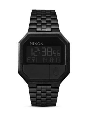 Digitaluhr Re-Run A158 001-00 All Black
