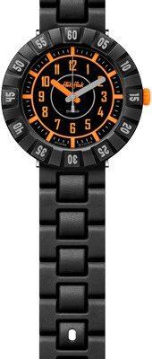 FlikFlak FCSP093 Jungen-Uhr Catch U Analog Quarz Textil-Armband Ø 36,70 mm