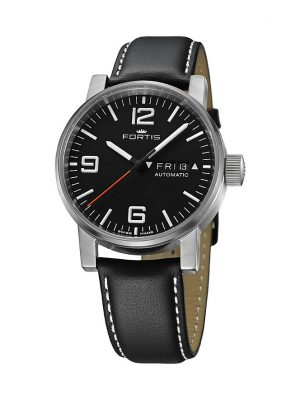 Fortis Unisexuhr Spacematic Steel 623.10.18