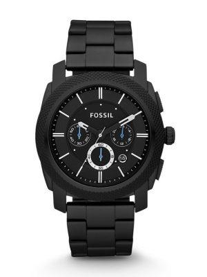 Fossil Uhren - Machine - FS4552 schwarz