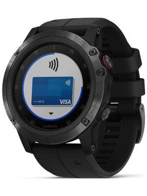 Garmin Smartwatch Fenix 5X Plus Sapphire 40-36-1361